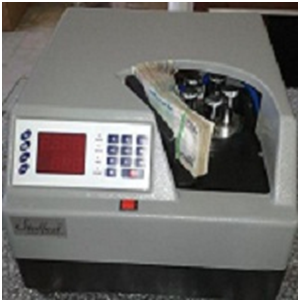 BUNDLE NOTE COUNTING MACHINE (DESK)