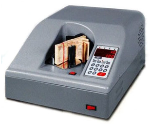 Bundle Note Counting Machine (Desk Top)