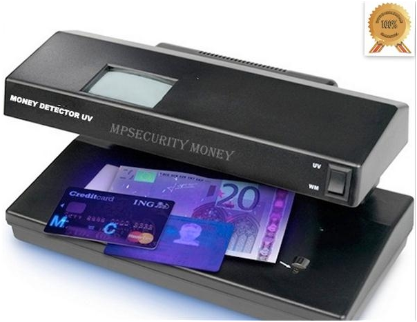 Money Detector with UV